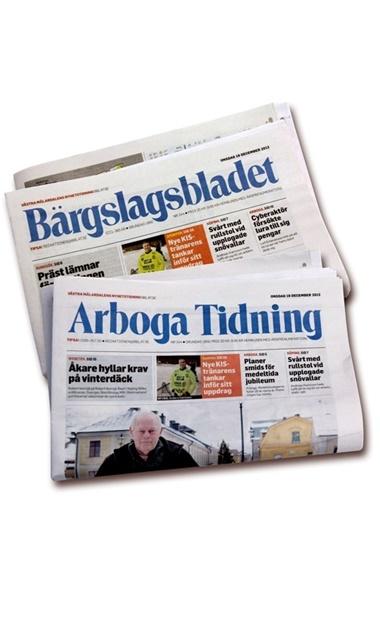 Arboga Tidning omslag