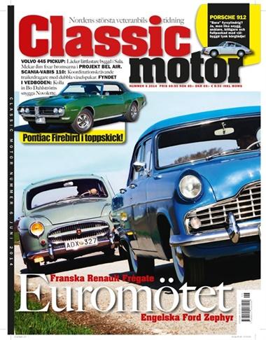Classic Motor omslag