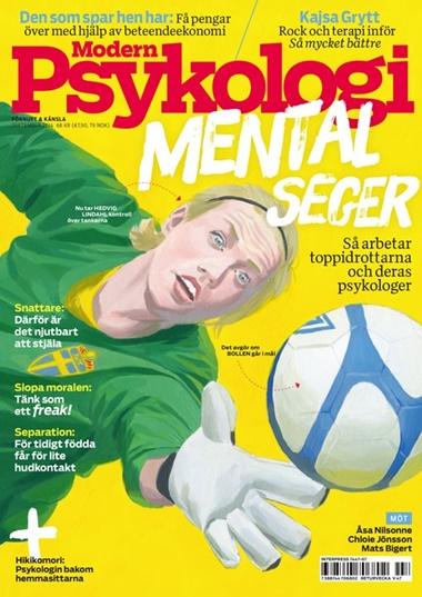 Modern Psykologi omslag