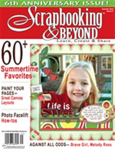 Scrapbooking & Beyond omslag