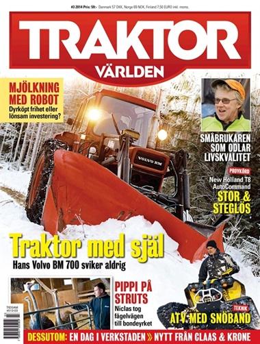 TraktorVärlden omslag