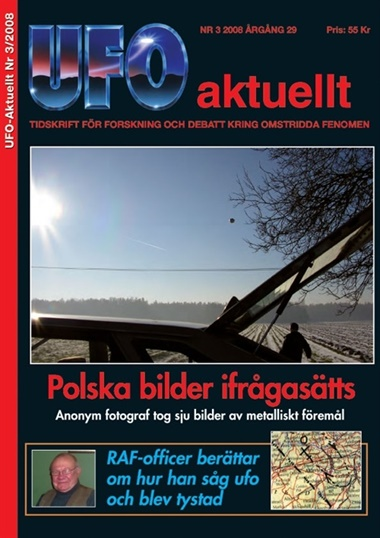 UFO-Aktuellt omslag