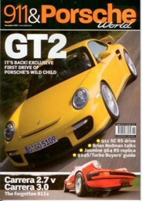 A 911 Porsche World Prenumeration Prenumerera P A 911