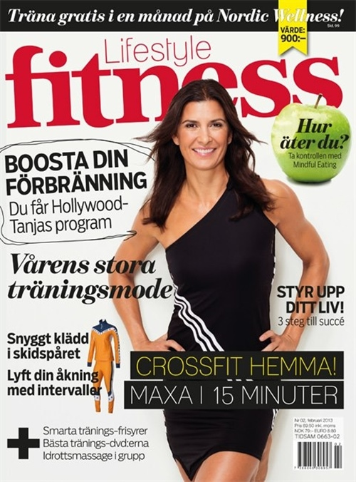 Fitness lifestyle omslag 2013 2