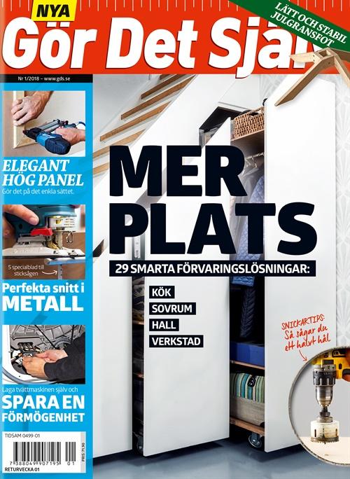 Gör Det Själv u2013 Prenumeration till kampanjpris