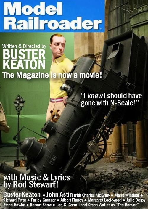 Model railroader magazine advertising history