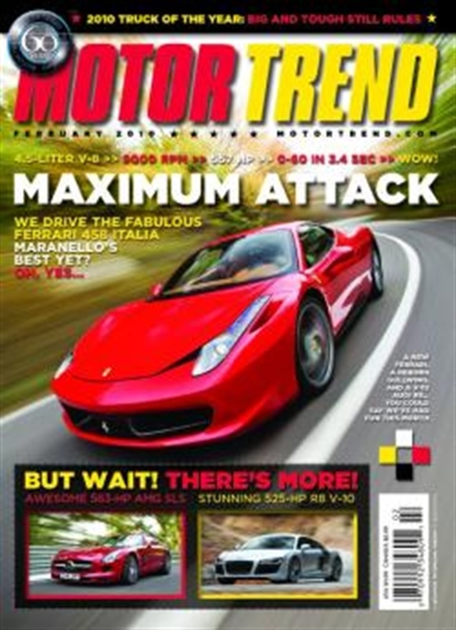 Motor Trend Prenumeration Prenumerera P Motor Trend