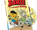 DVD-Bamse och den lilla snan