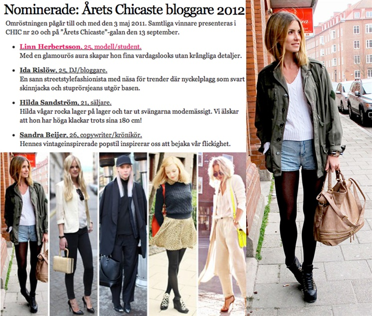 rets chicaste bloggare