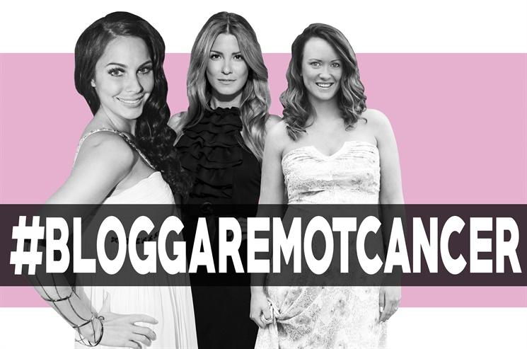bloggare mot cancer