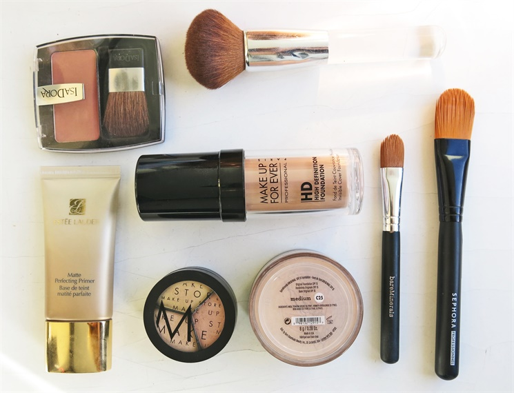 make up tips foundation