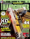 American Handgunner Magazine omslag