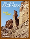 Biblical Archaeology Review omslag