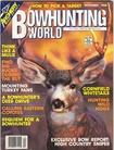 Bowhunting World omslag