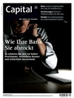Capital: Das Wirtschaftsmagazin omslag