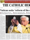 Catholic Herald omslag