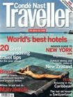 Conde Nast Traveller (uk Edition) omslag