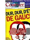 Courrier International Papier + Web omslag