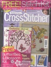 Cross Stitcher omslag