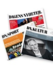Dagens Nyheter omslag