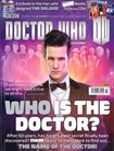 Dr Who Magazine omslag