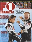 F1 Racing (uk Edition) omslag