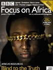 Focus On Africa Magazine omslag