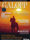 GaloppMagasinet omslag