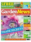 Garden News omslag