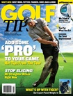 Golf Tips omslag