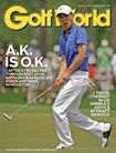 Golf World  omslag