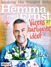 Hemma med Ernst omslag