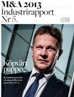 Industrirapport omslag
