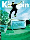 Kingpin Magazine omslag