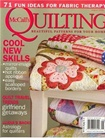 Mccall's Quilting omslag