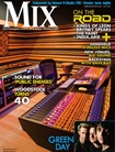 Mix Magazine / Recording Industry Magazine omslag