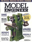 Model Engineer omslag