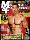 Muscle & Fitness UK omslag