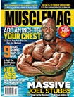 Musclemag International omslag