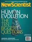 New Scientist omslag