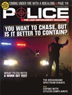 Police Magazine omslag