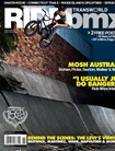 Ride Bmx Magazine omslag