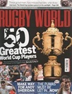 Rugby World omslag