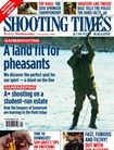 Shooting Times & Country Magazine omslag