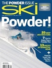 Ski Magazine omslag