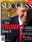 Success Magazine omslag
