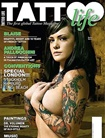 Tattoo Magazine omslag