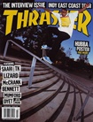 Thrasher omslag