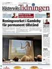 Vsterviks Tidningen omslag