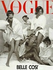 Vogue Italian Edition omslag